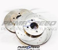 Fiesta ST180 Stage 1 Front Brake Upgrade Kit (280mm)