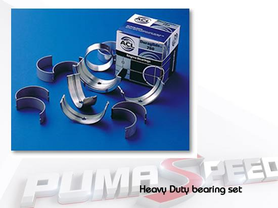Heavy duty ACL bearing set