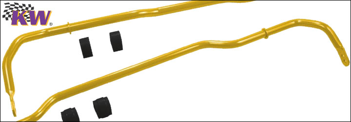 Anti Sway Bar Set (FA+RA) - Anti Roll Bars