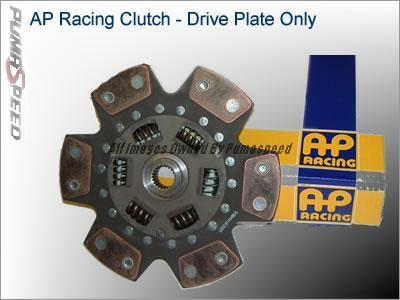 AP Racing 6 Paddle Clutch Drive plate only