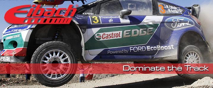 Eibach Ford WRC