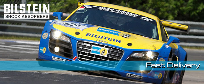 Fast Worldwide Delivery of UK Bilstein Stock