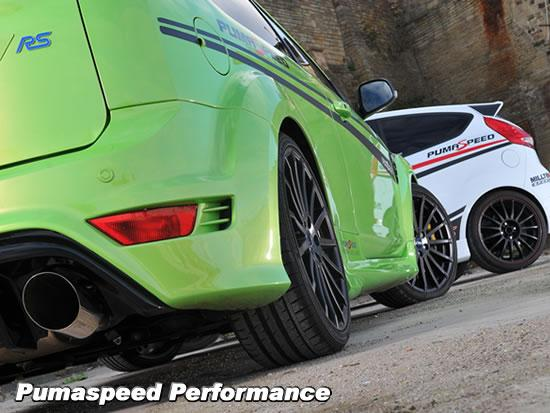 Development cars by pumaspeed performance tunning
