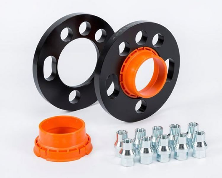DZX Axle spacers
