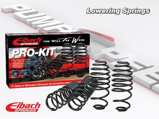 Eibach  Pro Kit Lowering Springs Mk7 Fiesta (Petrol)