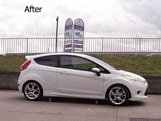 Oil Change Light Ford Fiesta