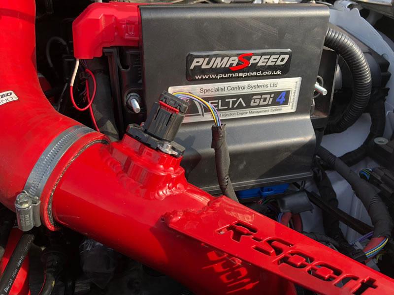 fiesta mk8 4 cylinder ecoboost engine conversion swap