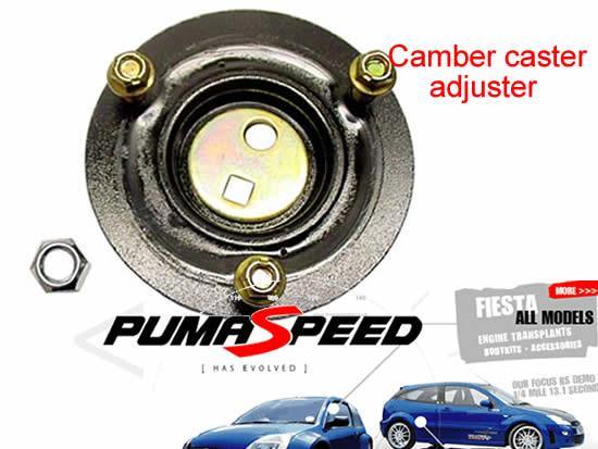 Fiesta Mk6 St150 Camber Caster Adjusters Suspension Axle Spacer Kits Pumaspeed Milltek