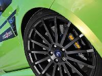 Brand new Focus RS Motorsport brake kit by AP racing