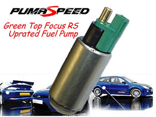Focus rs uprated fuel pump