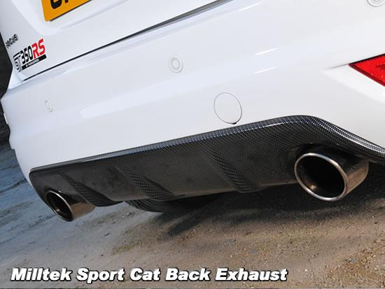 Cost To Install Cat Back Exhaust Mustang