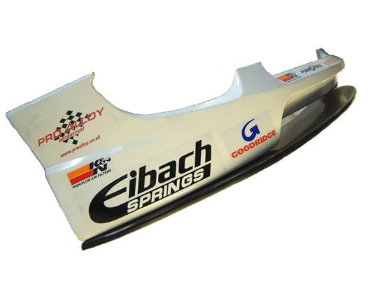 FRP Front blade