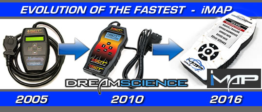 iMap Dreamscience by pumaspeed and MAXD-OUT