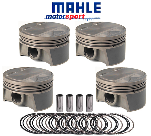 2.3 Ecoboost Mahle Forged Pistons