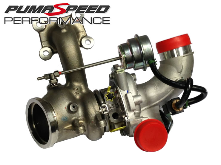 Stage 1 Hybrid Focus St250 Ecoboost Turbocharger Focus