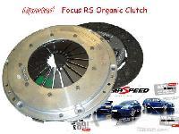 Focus RS Mk1 SACHS Organic Clutch Kit 375lbs ft