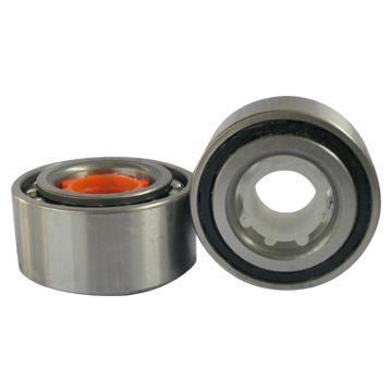Wheel bearings for rear disc hub
