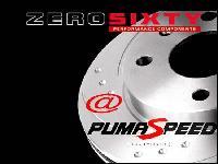 Zero Sixty 260mm Performance Grooved Discs